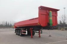 骏通10.5米31.5吨3轴自卸半挂车(JF9401ZZX)