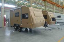 中驰威6.8米00.2吨2轴旅居挂车(CEV9020XLJC)