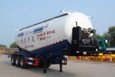 中运9.3米31吨3轴下灰半挂车(YFZ9406GXH)
