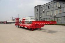 路飞10.5米28.2吨3轴低平板半挂车(YFZ9354TDP)
