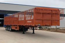 雨辰12.5米34吨3轴仓栅式运输半挂车(SCD9407CCY)