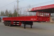 程力威13米33.3吨3轴半挂车(CLW9401)
