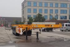 祥菏12.2米34吨3轴集装箱运输半挂车(JJN9401TJZ)