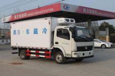 程力威牌CLW5040XLCT4型冷藏车(CLW5040XLCT4冷藏车)