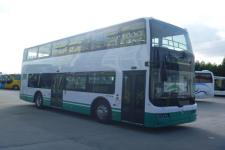 11.3米金旅XML6116J15CS双层城市客车