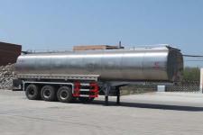 程力威10.9米29.5吨3食用油运输半挂车