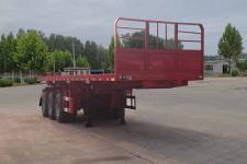 粱锋9米32.3吨3平板自卸半挂车
