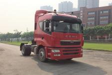 华菱之星单桥牵引车350马力(HN4180A43C6M5)