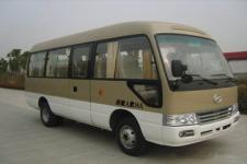 6米|10-19座海格客车(KLQ6602E5)