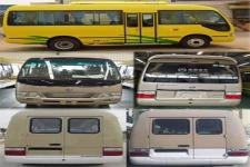 金旅牌XML6601J25型客车图片2