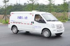 東風小康小型面包冷藏車汽油發動機廠家指導價