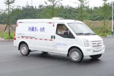 东风小康面包式保鲜冷藏车厂家年底促销13607286060