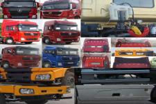 陕汽牌SX42584V384TLW1型危险品牵引汽车图片
