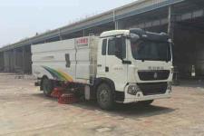 华威驰乐牌SGZ5169TSLZZ5T5型扫路车