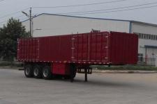 中基华烁10.5米33.2吨3轴厢式运输半挂车(XHS9400XXY)