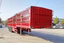 中基华烁12米33吨3轴仓栅式运输半挂车(XHS9400CCYE)