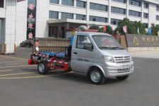 国5东风小康勾臂垃圾车