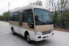 6米晶马JMV6607GF城市客车图片