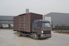 重汽HOWO轻卡国五单桥厢式运输车156-180马力5-10吨(ZZ5147XXYG421CE1)