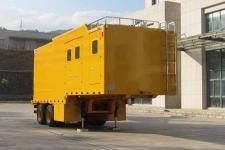 海德馨8米2吨2轴检测半挂车(HDX9180XJC)