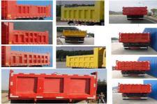 东风牌EQ3120GLV型自卸汽车图片