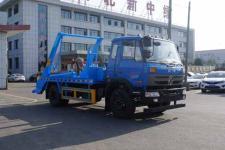 国五东风摆臂式垃圾车配置价格