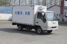 江淮康玲冷藏車小型箱式蔬菜運輸車直降8000元