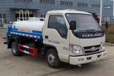 福田時代小卡3方灑水車程力廠家直銷