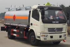 国五东风多利卡8吨加油车价格