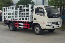 國五東風多利卡畜禽運輸車價格
