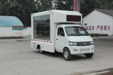 凯马国五LED流动广告宣传舞台车中小型蓝牌汽柴油版程力厂家直销价格