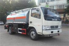 国五东风多利卡5吨流动加油车价格