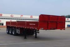 庄宇9米34吨3轴半挂车(ZYC9401)