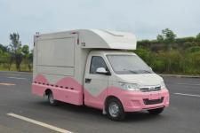 小型移动售货车 餐饮车