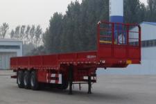 鸿盛业骏12米33.5吨3轴半挂车(HSY9400LBE)