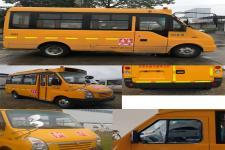 五菱牌GL6552XQ型小學生專用校車圖片4