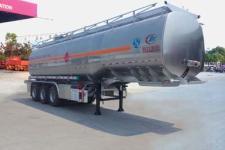 程力威11.7米34吨3轴铝合金运油半挂车(CLW9402GYYL)