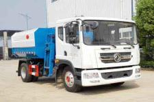 国五东风自装卸式垃圾车价格