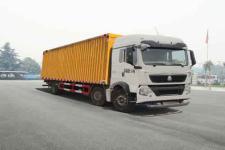 华威驰乐国五前四后四厢式货车239-337马力10-15吨(SGZ5250XYKZZ5T5T)