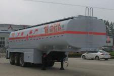 程力威11米28吨3轴运油半挂车(CLW9401GYY)