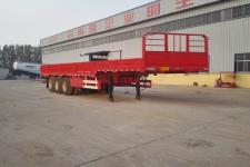 轩畅12米33.5吨3轴栏板半挂车(JFH9400E)