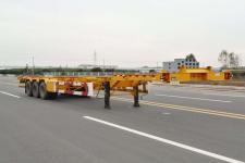 鲁润14米35.3吨3轴集装箱运输半挂车(HLX9400TJZE)