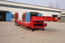 盛润12.5米29吨6轴低平板半挂车(SKW9403TDPXZ)