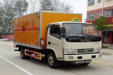 程力威国五单桥厢式货车98-131马力5吨以下(CLW5040XRQD5)