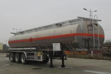 楚胜12米33.6吨3轴铝合金运油半挂车(CSC9404GYYLC)