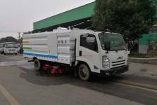 中洁牌XZL5081TSL5型扫路车