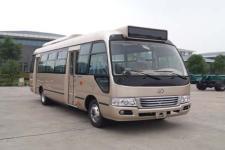 8米 14-27座安凯纯电动城市客车(HFF6803GEVB)