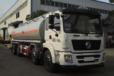 大力牌DLQ5312GYYEL5型铝合金运油车