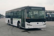 10.5米申龙SLK6109ULE0BEVY1纯电动城市客车