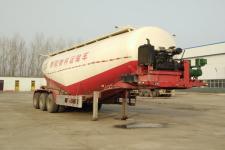 郓腾10.8米31吨3轴中密度粉粒物料运输半挂车(HJM9400GFL)